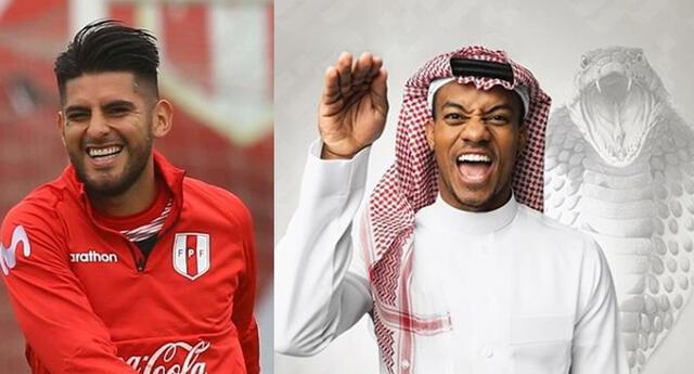 La interacción entre los futbolistas se hizo viral en las redes sociales