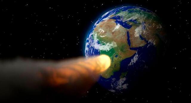 La NASA revela foto de este gran asteroide