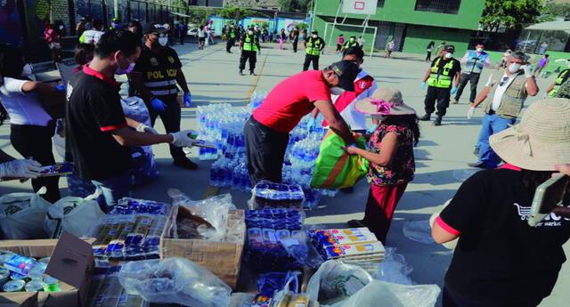 Pobladores reciben huevos de codorniz, comprados a avicultores de la zona