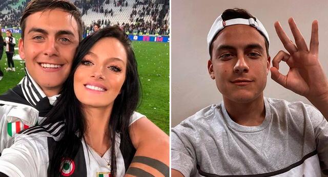 Paulo Dyabal y su novia Oriana Sabatini tiene coronavirus.
