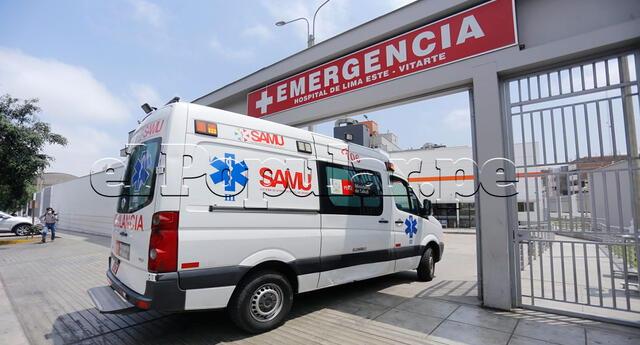 El Hospital de Vitarte cuenta con 40 camas habilitadas para cuidados intensivos y atenderá a pacientes con coronavirus en estado grave.