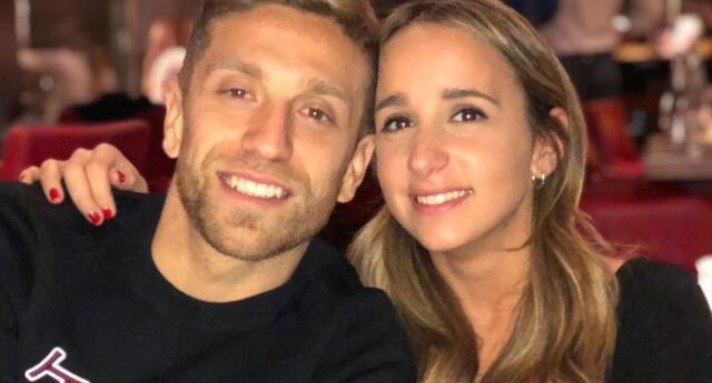 El argentino y su esposa viven en carne propia la pandemia