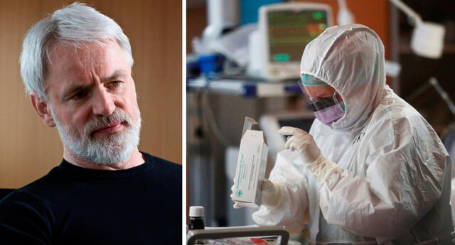 """""""El virus con la mutación sería más virulento que el que no tiene la mutación"""", indicó Kári Stefánsson."""