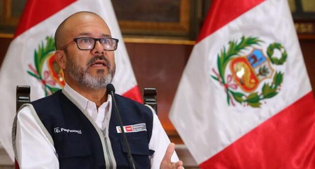 Zamora sostuvo que se está haciendo todo lo necesario para atender de forma correcta a los enfermos por coronavirus.