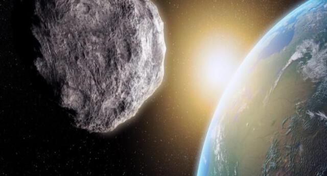 Fue declarado por la NASA como el asteroide más grande en pasar por la Tierra.