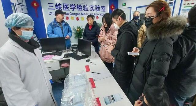 La autoridades chinas temen el repunte de los llamados casos