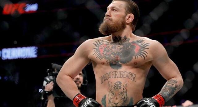 El luchador irlandés se suma a la lucha contra el covid-19