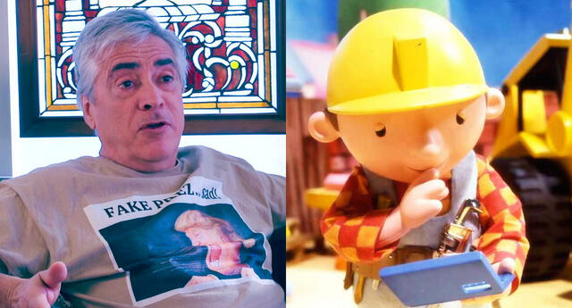 "Falleció William Dufris, actor que le dio voz a ""Bob, el constructor"""