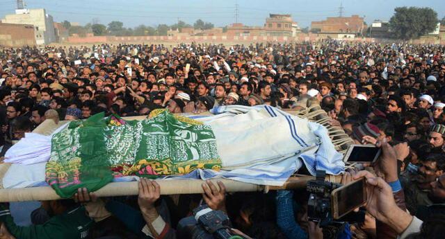 Pakistán ha confirmado hasta ahora 1.123 casos positivos y ocho muertes por el COVID-19.