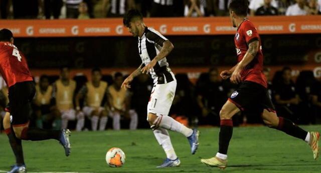 Beto da Silva llegó este año a Matute para disputar la Liga 1 y la Copa Libertadores