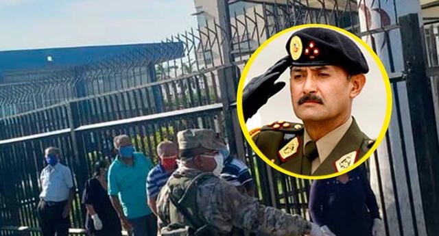 Guibovich quiere que dar castigo ejemplar a agresores de policías y militares