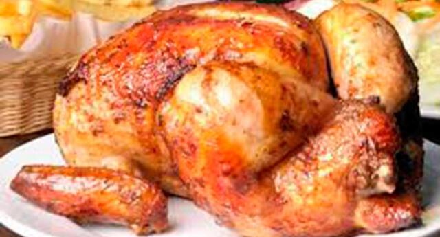 El pollo a la brasa se puede comer en cualquier época del año