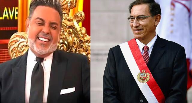 Andrés Hurtado agradeció al presidente.