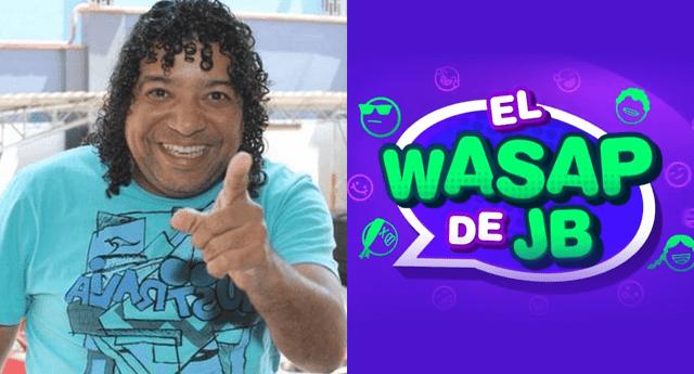 Carlos Vílchez hace caso omiso a las críticas a 'El Wasap de JB'