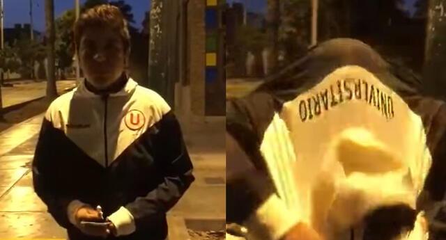 """""""Soy de Alianza y tú no puedes circular"""", amenazó presunto policía en pleno toque de queda [VIDEO]"""