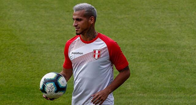 Miguel Trauco estuvo en Rusia 2018 ahora quiere estar en Qatar 2022.
