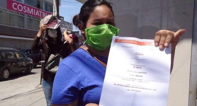 De acuerdo con la Reniec, los Documentos Nacionales de Identidad que ya caducaron mantendrán vigencia mientras dure el aislamiento social obligatorio decretado por el Gobierno peruano.