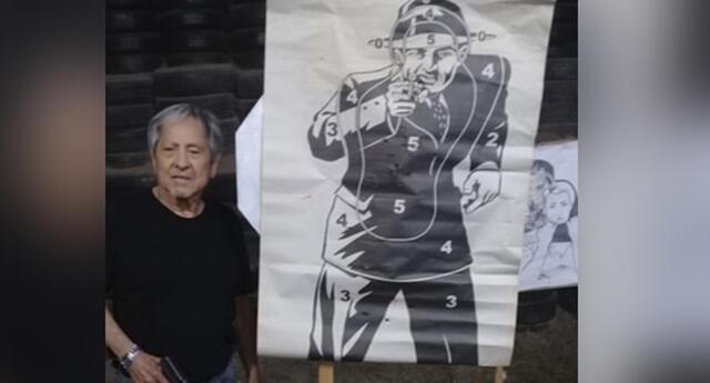 Ricardo Márquez, autor de la balacera en Surco.