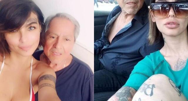 Ricardo Márquez intentó escapar en su auto, pero los policía le dispararon y este se despistó tras recibir un impacto de bala en el abdomen.