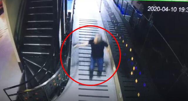 Video muestra cuando Ricardo Márquez Michieli disparó a los efectivos de la PNP.