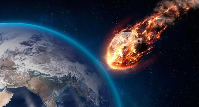 Algunos investigadores calcularon que la Tierra es golpeada por un asteroide cada 5 mil años.