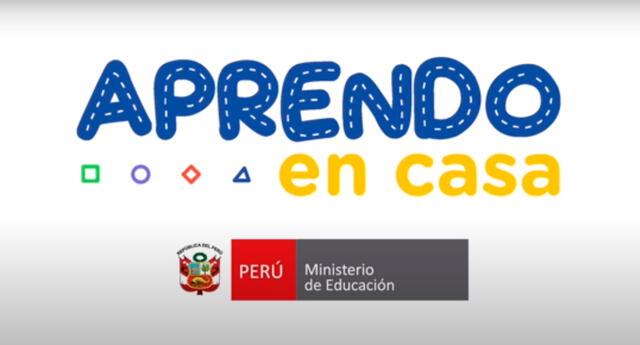 En el canal de PerúEduca está disposición los videos grabados de Aprendo en casa.