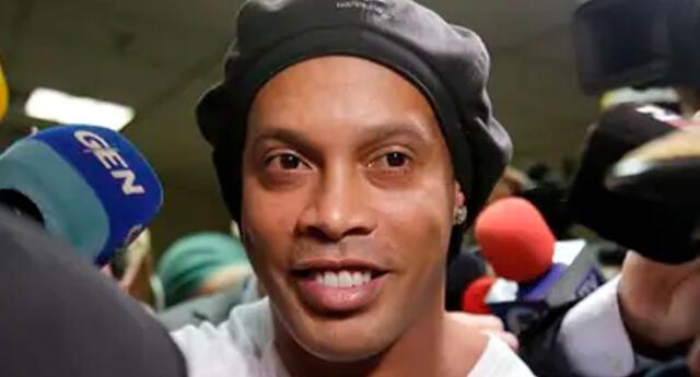 Ronaldinho contó el calvario que vive en Paraguay.