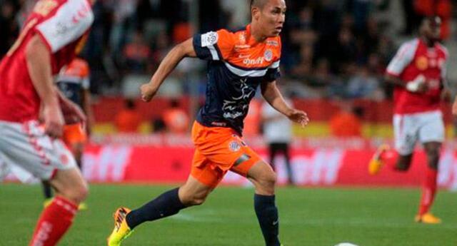 Jean Deza jugando en Francia fue tentado por el Liverpool.