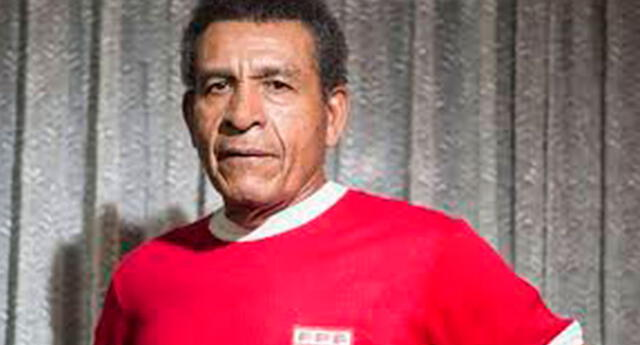 El hijo Tito Chumpitaz, hijo de Héctor Chumpitaz, dio la triste noticia.