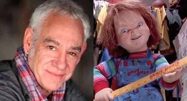 """Se suicida el director y creador de """"Chucky, el muñeco diabólico"""""""