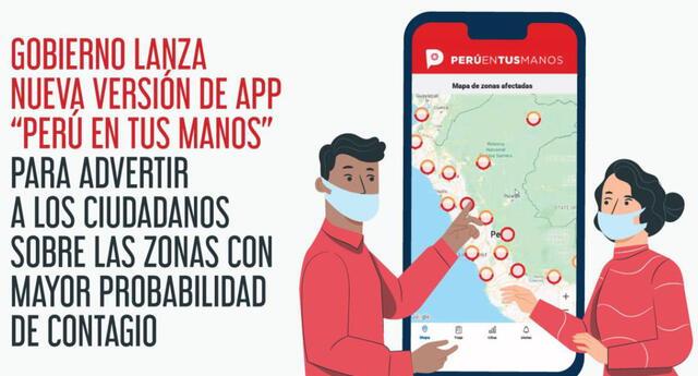Coronavirus: Perú en tus manos, CONOCE el mapa zonas afectadas por coronavirus en Lima, distritos, provincias