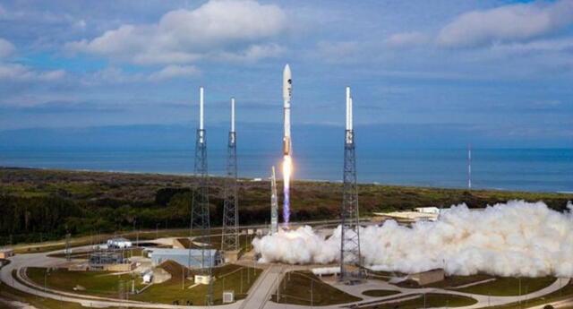 El X-37B será lanzado desde Cabo Cañaveral, Florida, el 16 de mayo.
