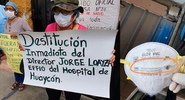 Hospital de Huaycán en Ate
