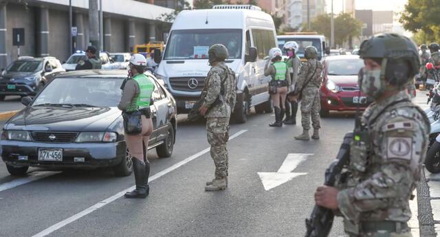 Estado de emergencia: El Gobierno dispuso un nuevo horario de inmovilización social obligatoria en Piura, Lambayeque, La Libertad, Loreto y Tumbes.