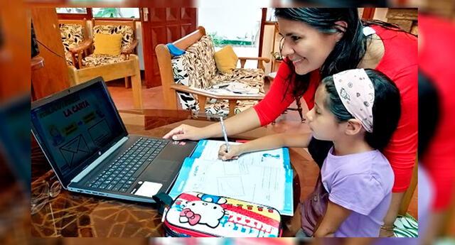 Aprendo en casa, estrategia del Minedu.