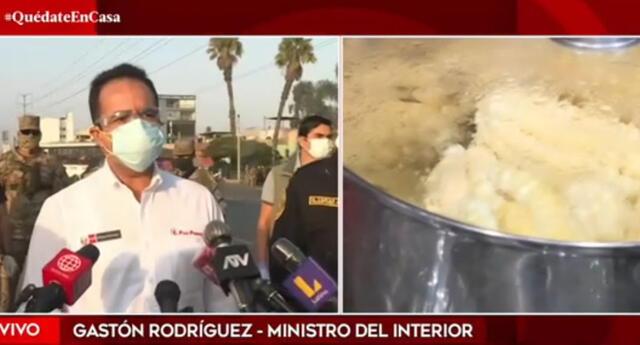 Gastón Rodríguez sostuvo que se investigarán los hechos para determinar la sanción correspondiente.
