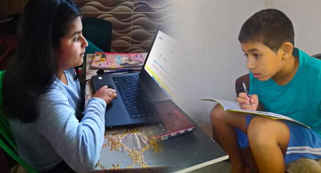 Más de 6 millones de escolares iniciaron clases con Yo aprendo en casa.
