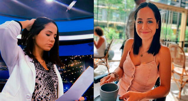 La periodista sigue sorprendiendo a sus fans con sus publicaciones en redes sociales.
