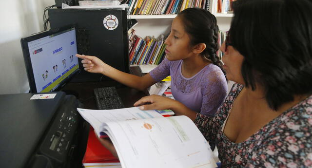 Aprendo en casa es la plataforma virtual que usa Minedu para las clases virtuales 2020.