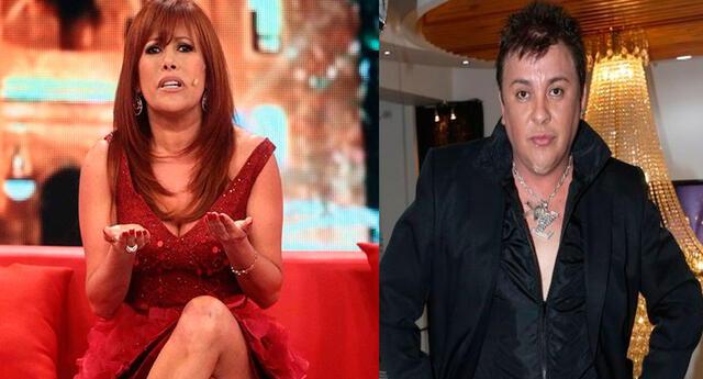 "Magaly Medina afirma que Richard Swing tiene una ""madrina"" dentro ..."