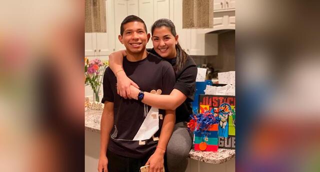 Edison Flores también dice que de no ser futbolista, hubiese jugado al tenis.
