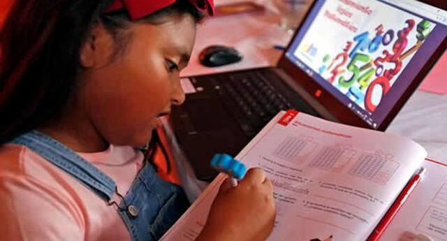 Consulta AQUÍ el horario y programación de las clases virtuales de Aprendo en casa.
