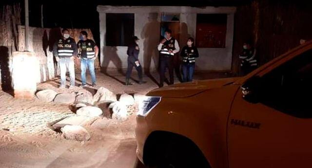 Tres adolescentes estarían involucrados en el asesinato en Ica
