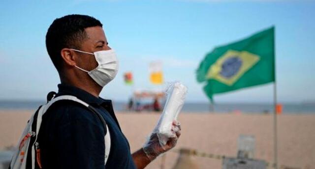 Brasil ha reportado 332,382 casos confirmados de coronavirus.