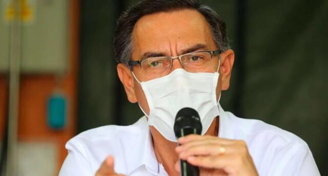 Martín Vizcara confirmó cuarentena focalizada
