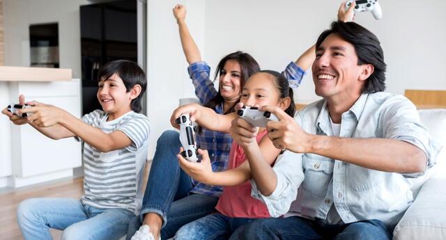 5 grandes videojuegos para compartir en familia durante la cuarentena