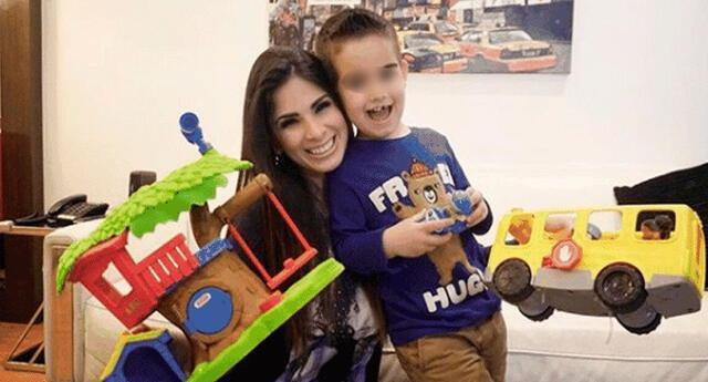 Sully Sáenz viaja a Canadá por operación de su hijo