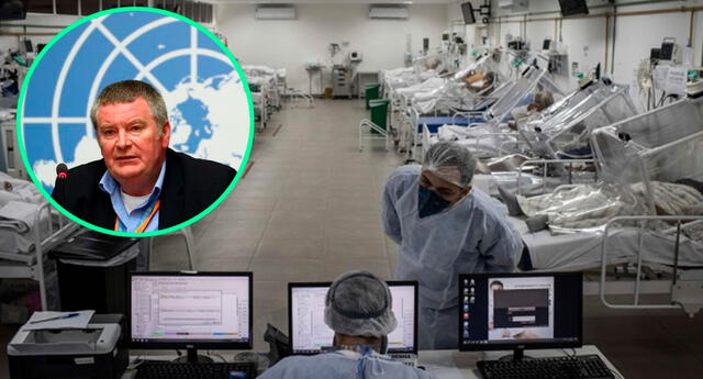 OMS estima que Sudamérica es el nuevo epicentro de la pandemia.