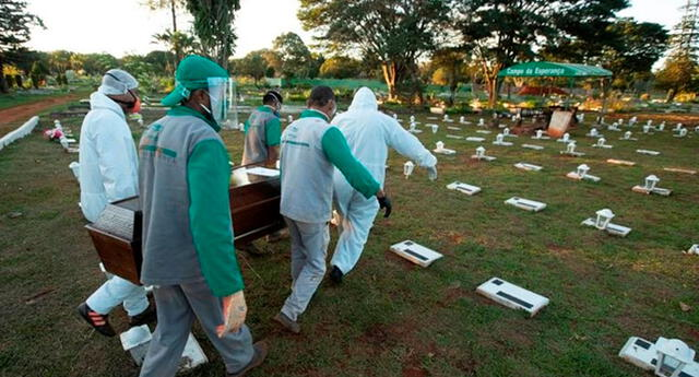 OMS dice que Brasil es el país más afectado de América del sur.