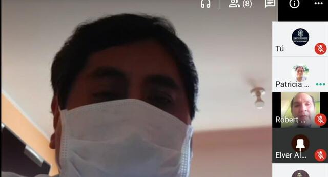 Confirman prisión contra ex policía Héctor Gilbert Alata Suárez por integrar organización criminal